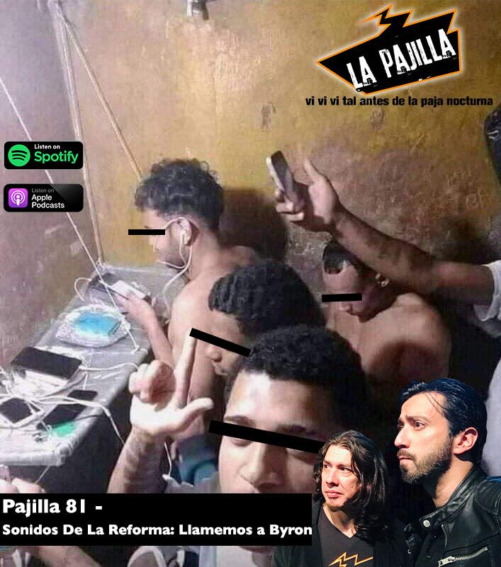 La Paja Nocturna Podcast CR Pajilla 81