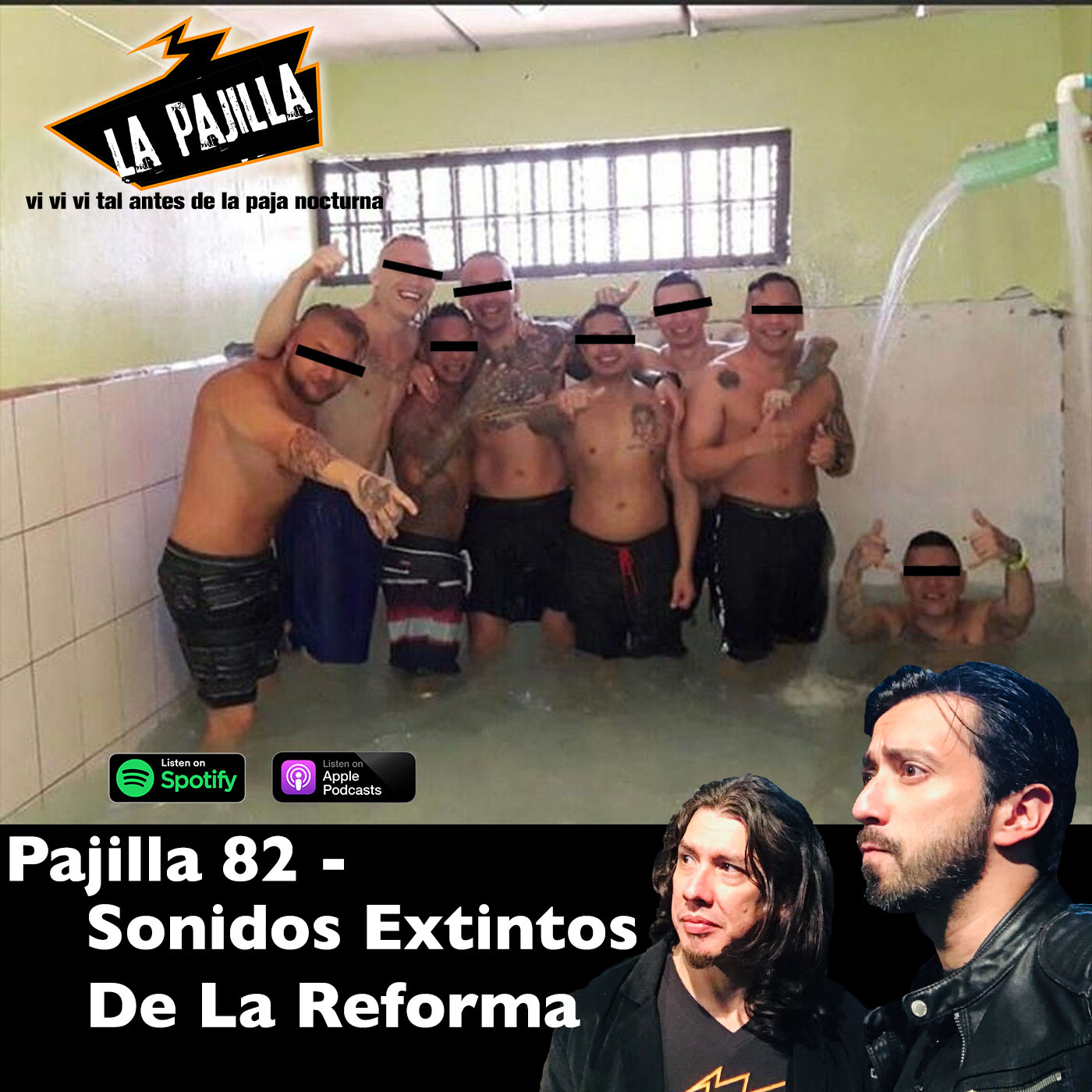 La Paja Nocturna Podcast CR Pajilla 82