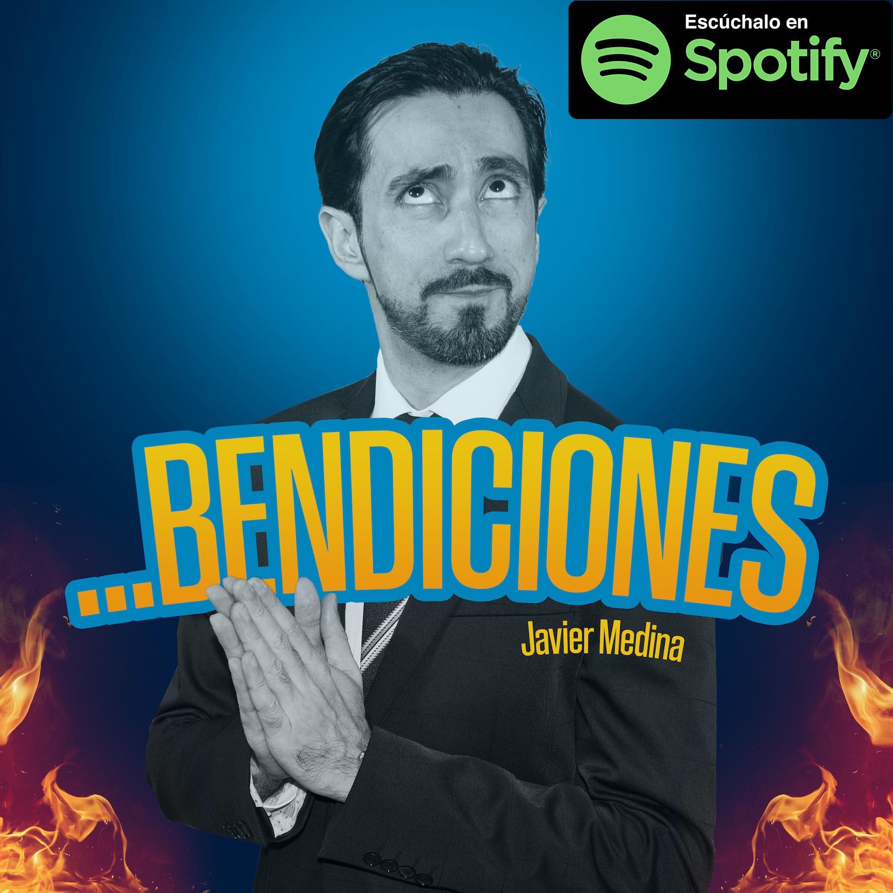Javier Medina Bendiciones Spotify