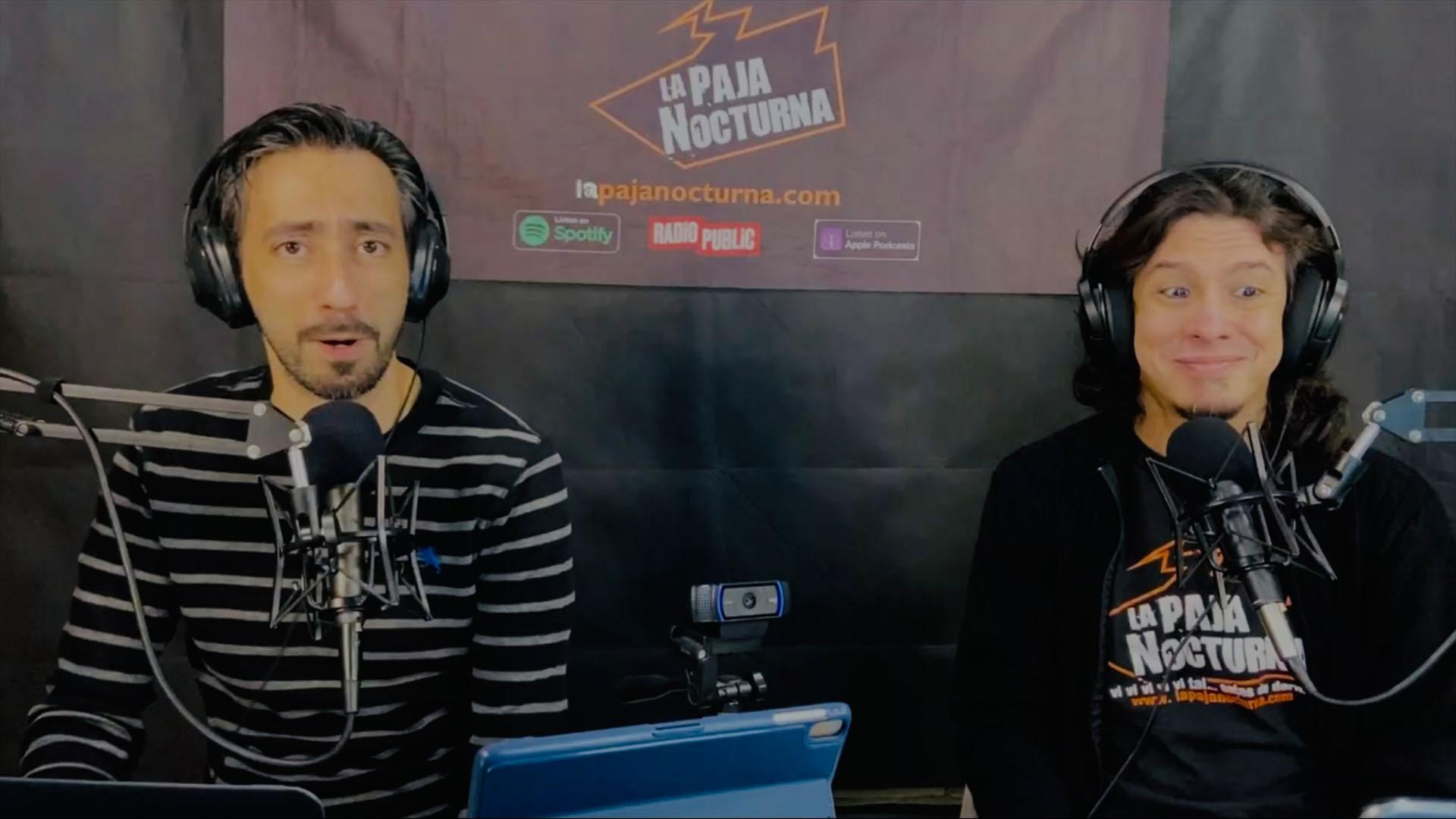 La paja nocturna podcast Episodio 111