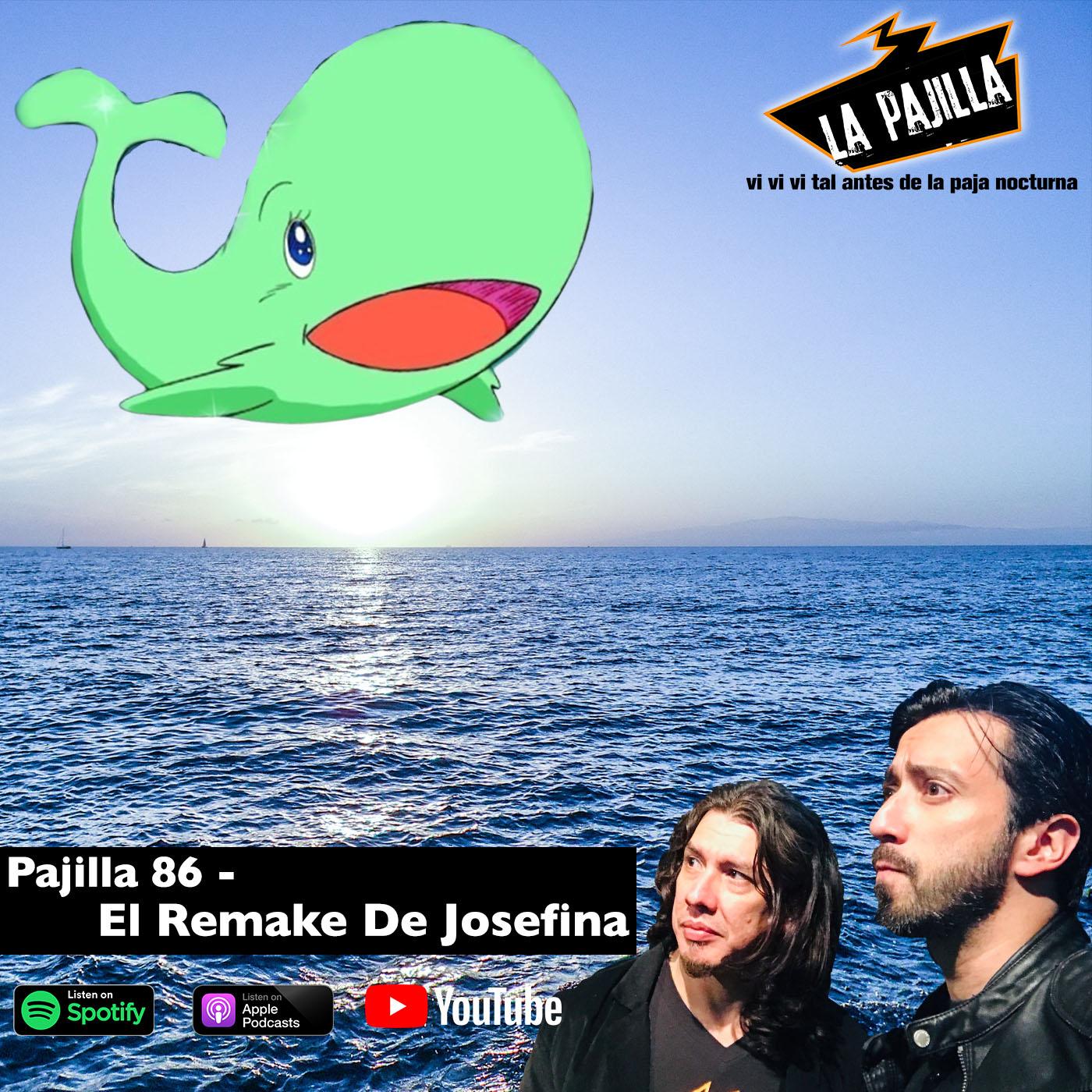 La Paja Nocturna Podcast CR Pajilla 86