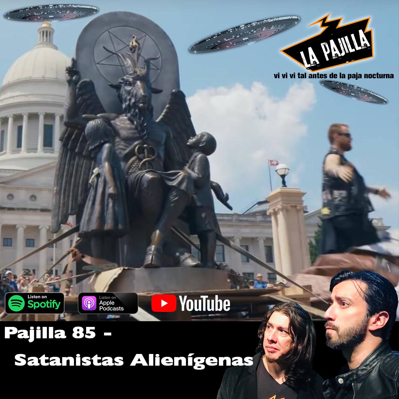 La Paja Nocturna Podcast CR Pajilla 85