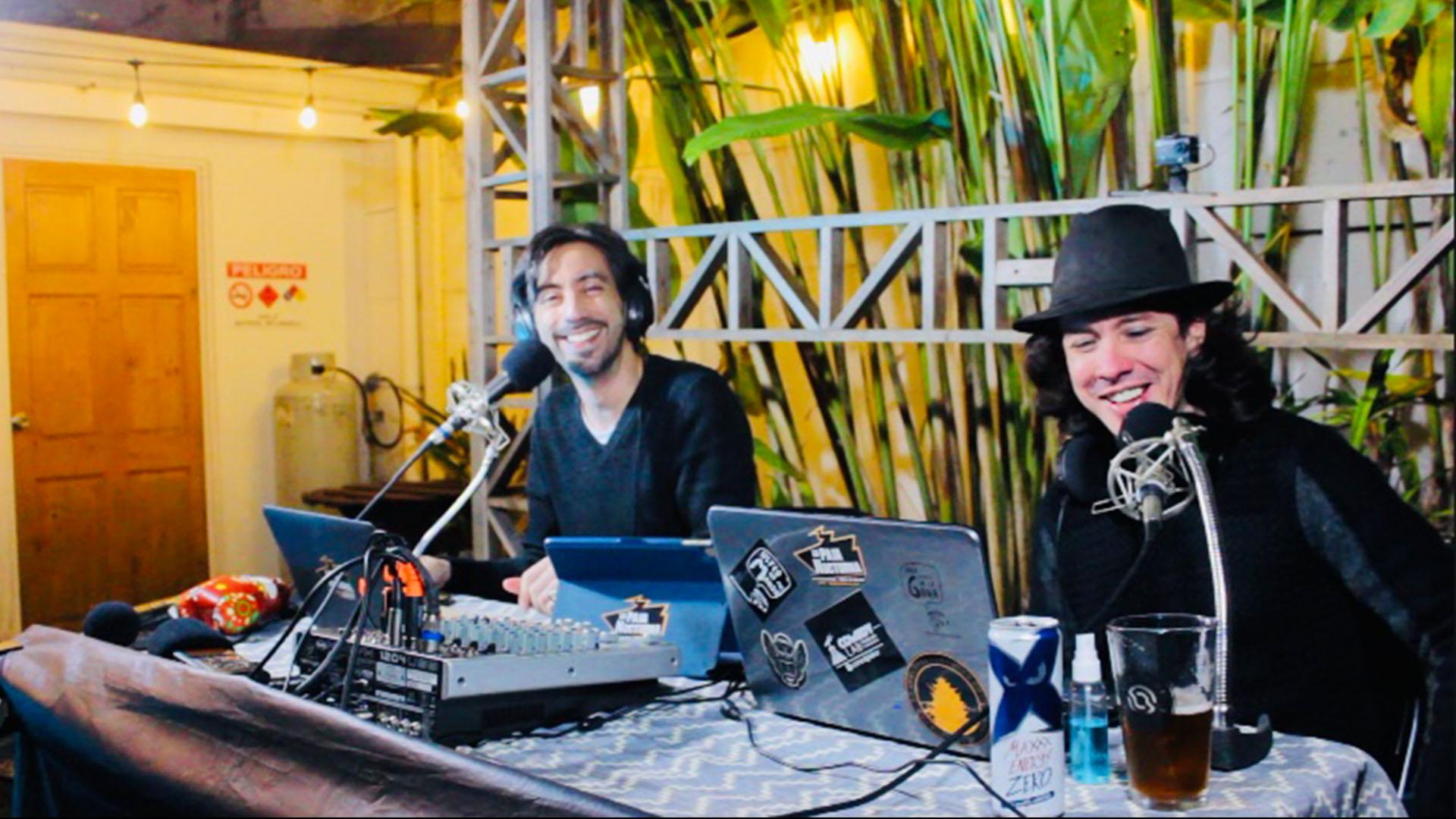 La Paja Nocturna Podcast CR Pajilla 88