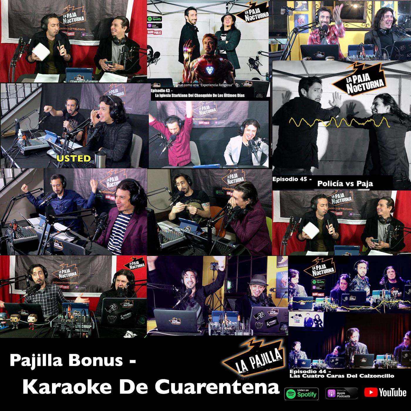 La Paja Nocturna Podcast CR Pajilla Bonus