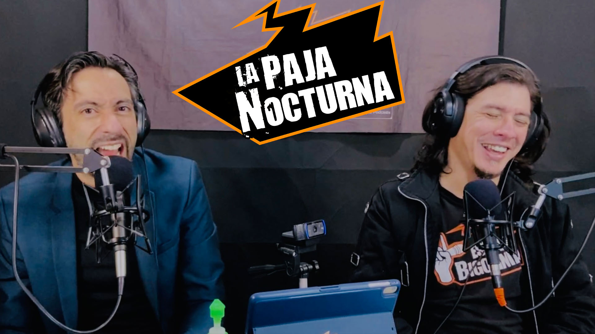 La paja nocturna podcast Episodio 117