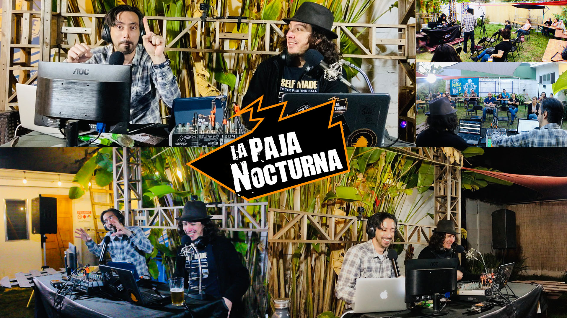 La paja nocturna podcast Episodio 119