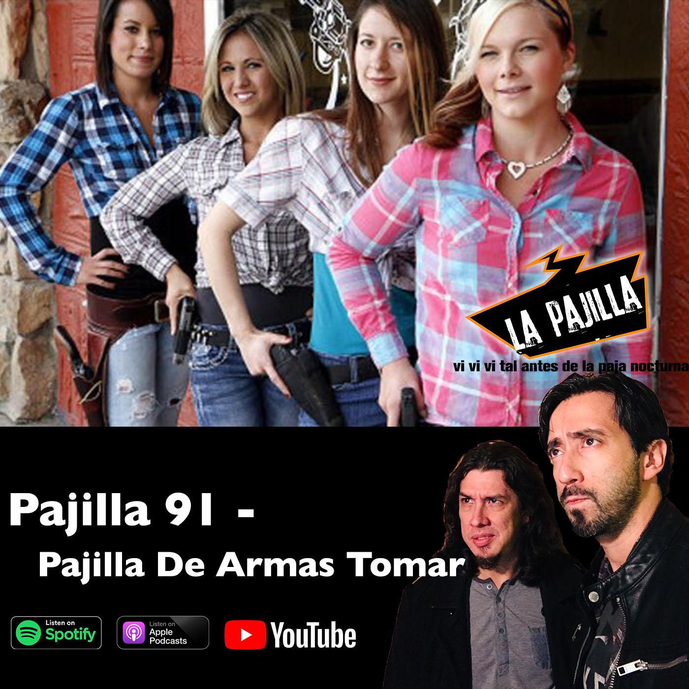 La Paja Nocturna Podcast CR Pajilla 91