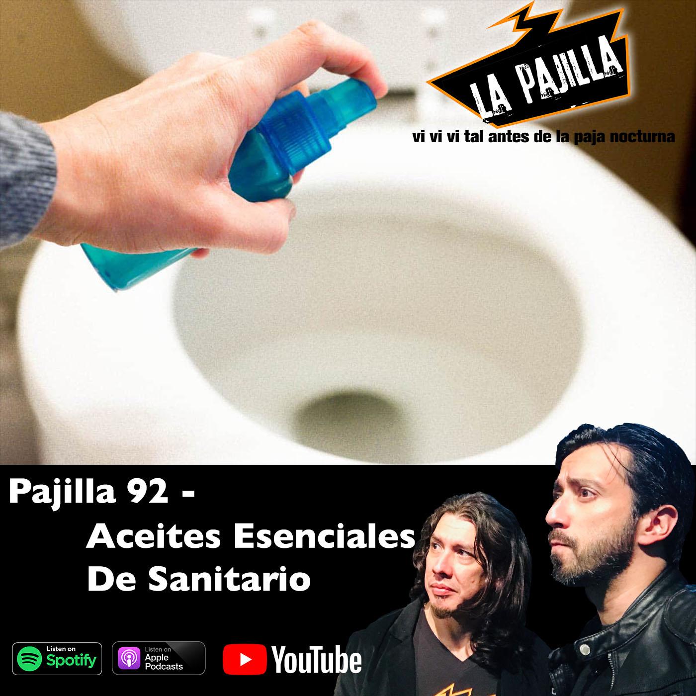 La Paja Nocturna Podcast CR Pajilla 92