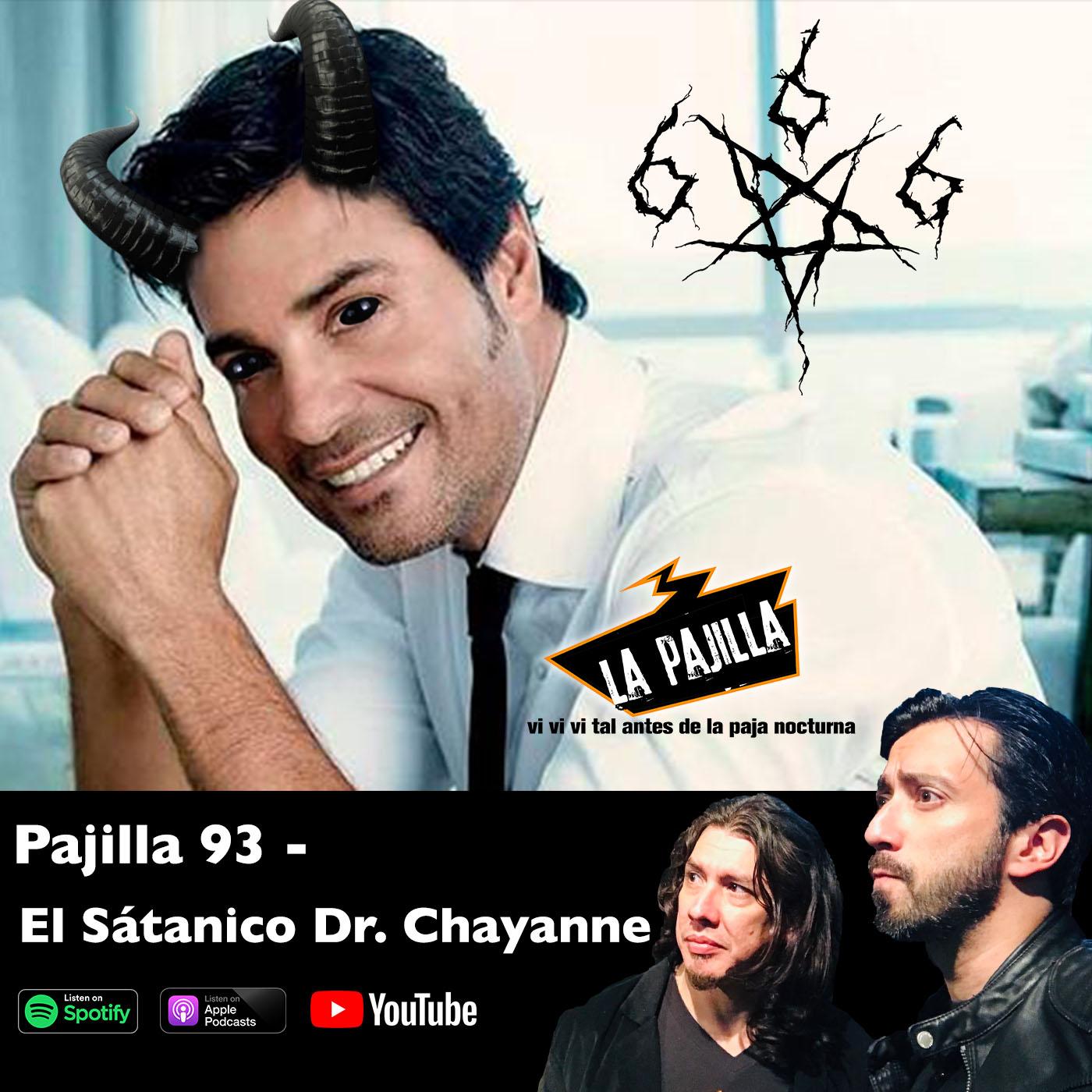 La Paja Nocturna Podcast CR Pajilla 93