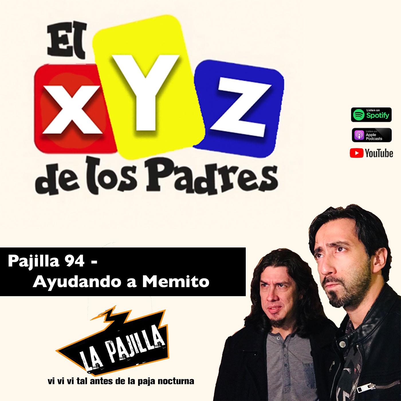 La Paja Nocturna Podcast CR Pajilla 94