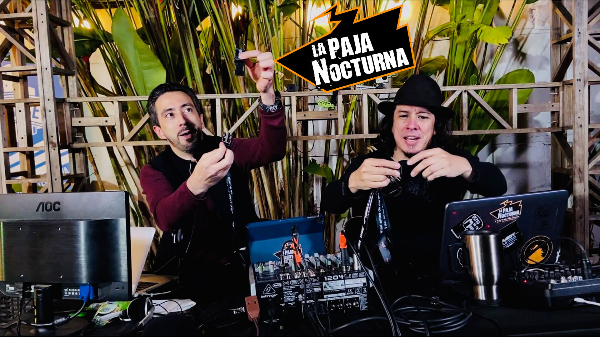 La paja nocturna podcast Episodio 122