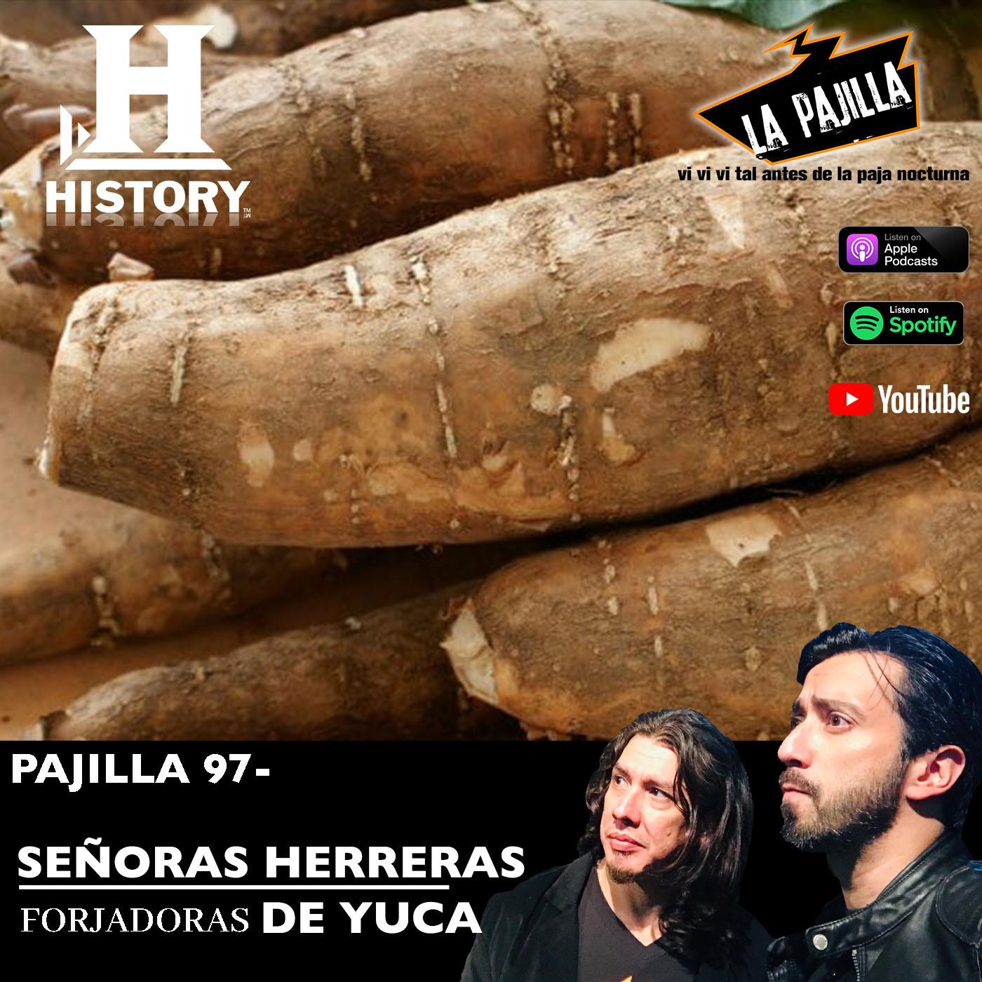 La Paja Nocturna Podcast CR Pajilla 97