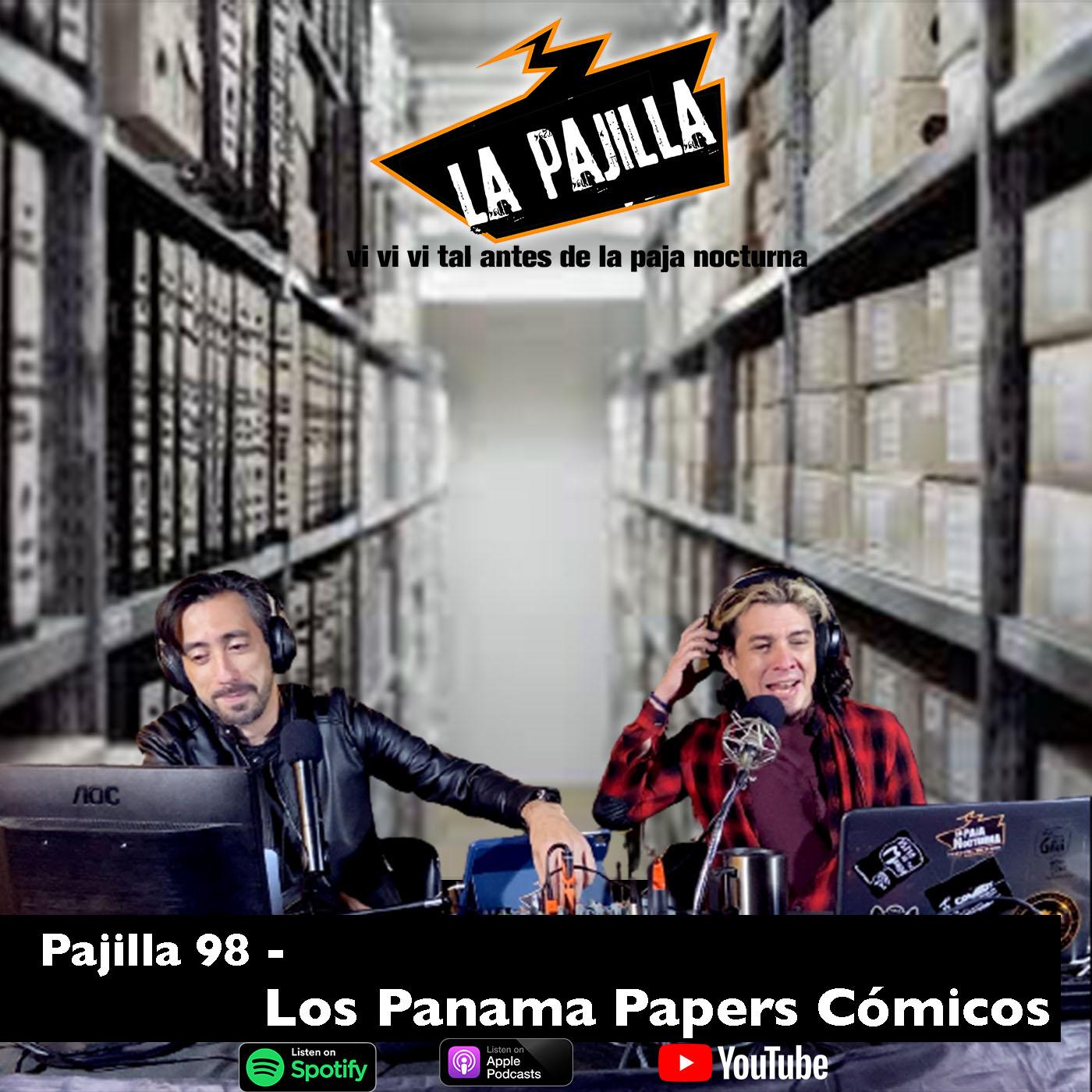 La Paja Nocturna Podcast CR Pajilla 98