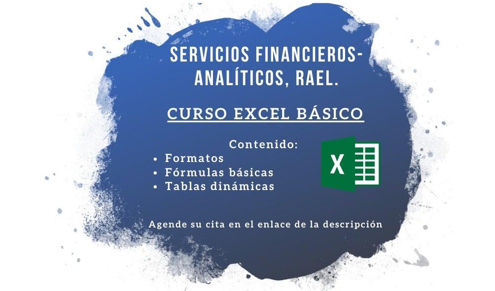 Cursos Excel Basico Online