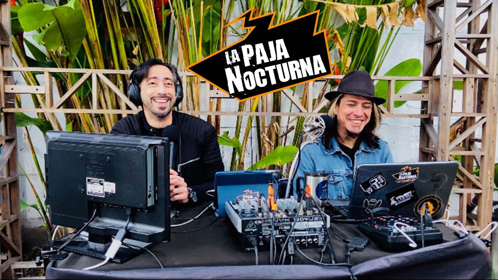 La paja nocturna podcast Episodio 125